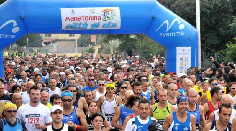 """Il 17 novembre appuntamento con la Maratonina <i>""""Città di Uta""""</i>. Proseguono le iscrizioni"""