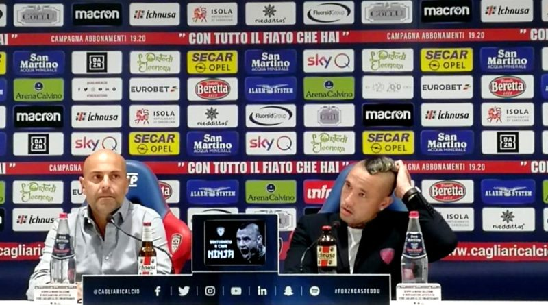 """Cagliari, Nainggolan si presenta: """"Sono felice di essere qui"""""""