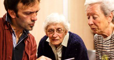 """Assemini, nasce il """"Caffè degli abbracci"""" per i malati di Alzheimer"""