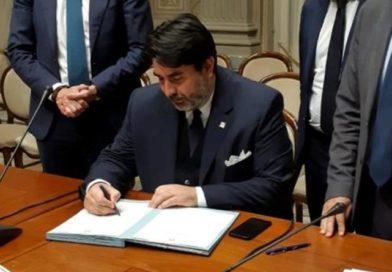 Accantonamenti Sardegna: firmato l'accordo Stato-Regione da 2,1 miliardi