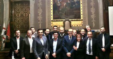 Cagliari, insediato il nuovo Consiglio metropolitano