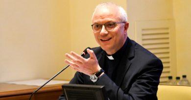 Monsignor Giuseppe Baturi - © foto Diocesi di Cagliari