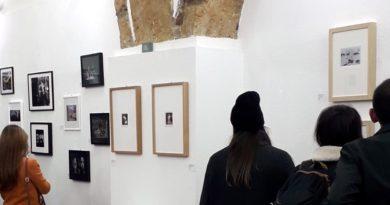 Il vernissage dell'esposizione - © foto di Marta Melis