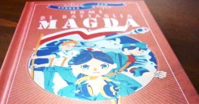 Nome di battaglia Magda