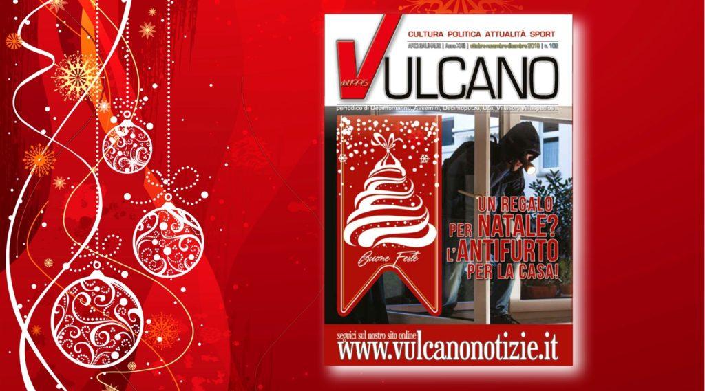 Uscita Vulcano n° 102