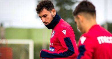 Artur Ionita - © foto Cagliari Calcio