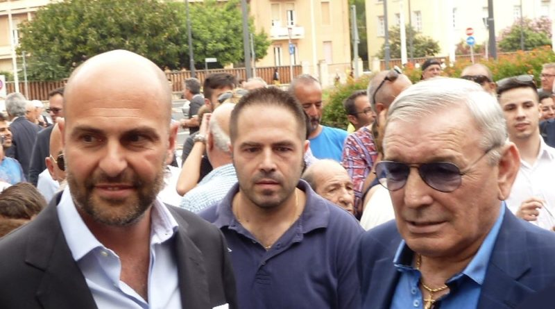 Tommaso Giulini e Gigi Riva - © foto Luca Pes