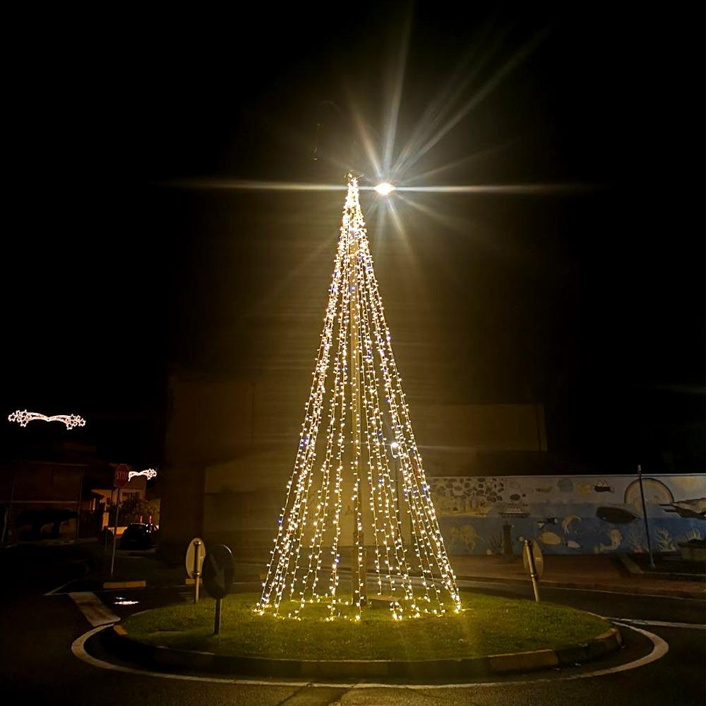 Albero di Natale Villaspeciosa