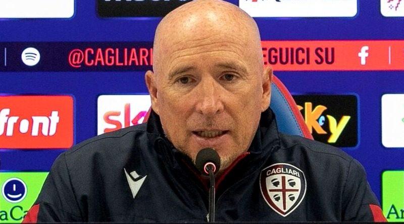 Rolando Maran alla vigilia di Sassuolo-Cagliari - © foto Cagliari Calcio
