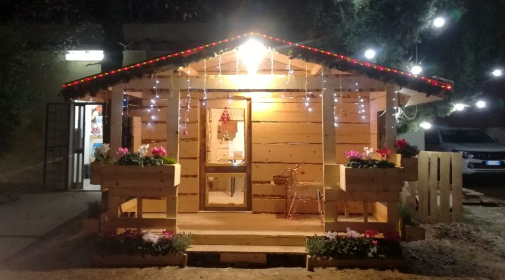 Casetta Avis Decimoputzu - Natale 2019