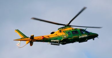 Elicottero A109 Guardia di Finanza