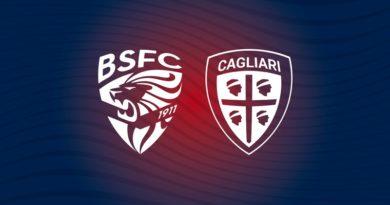 Brescia-Cagliari 19 gennaio 2020