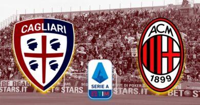 Cagliari-Milan 11 gennaio 2020