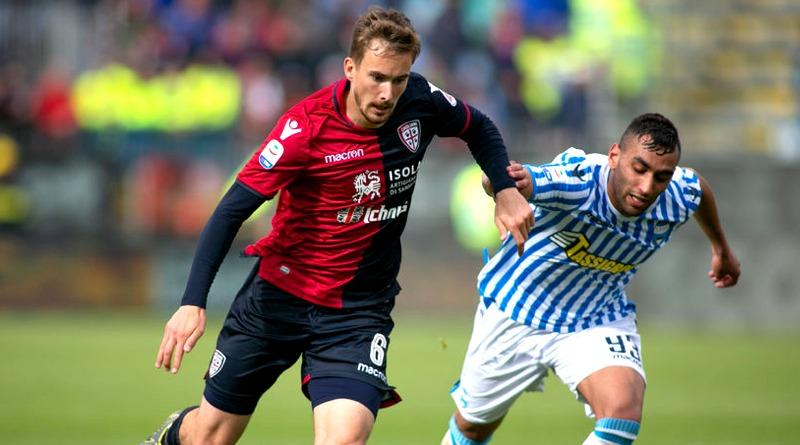 Filip Bradaric - © foto Cagliari Calcio