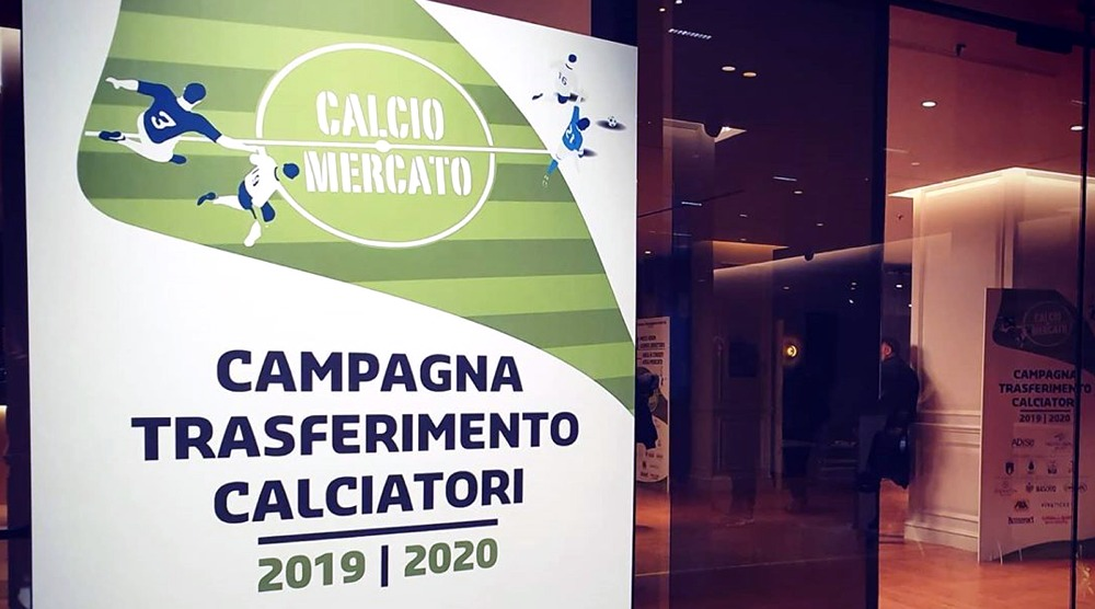 Calciomercato Hotel Sheraton Milano
