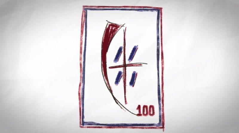 Logo centenario Cagliari Calcio