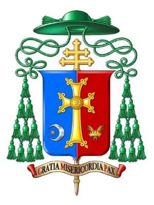 Lo stemma episcopale scelto da Monsignor Giuseppe Baturi