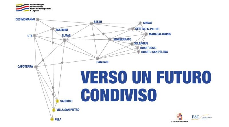 Predisposizione del Piano Strategico della Città Metropolitana di Cagliari