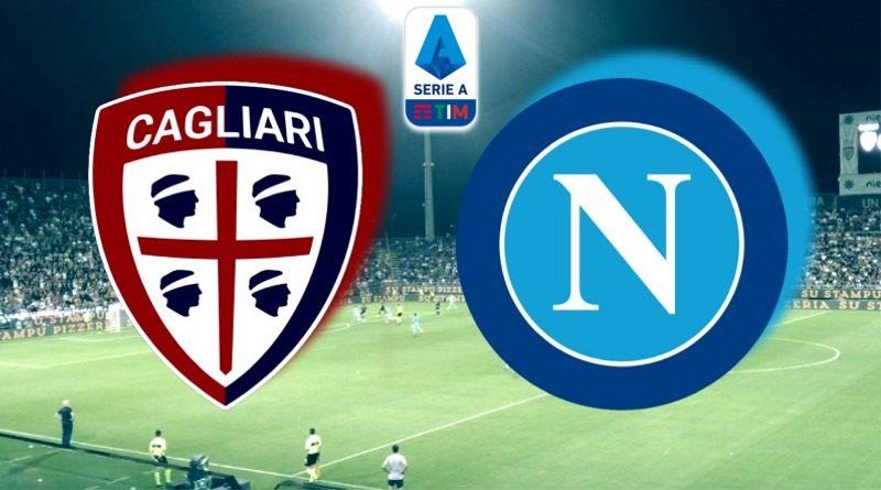 Cagliari-Napoli Serie A TIM 16 febbraio 2020