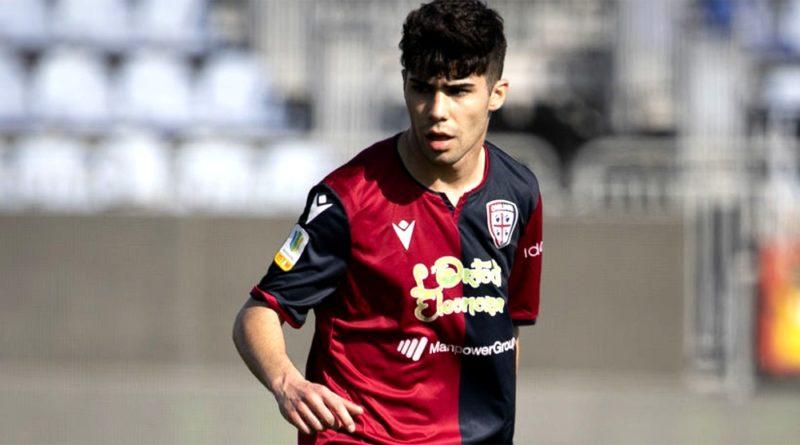 Federico Marigosu Primavera Cagliari Calcio