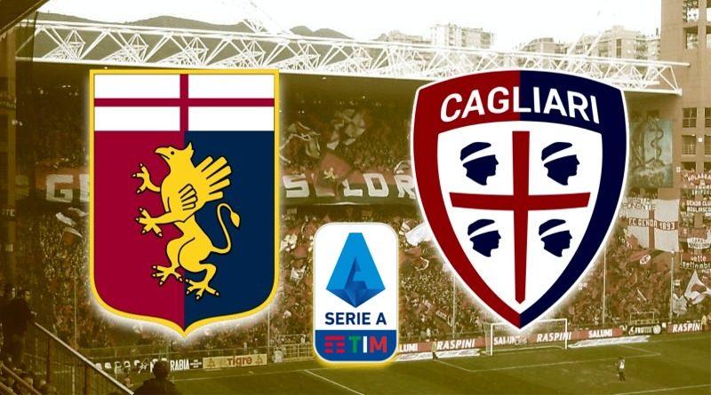 Genoa-Cagliari Serie A TIM 9 febbraio 2020