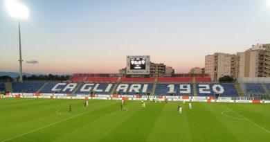 Stop razzismo Cagliari Calcio