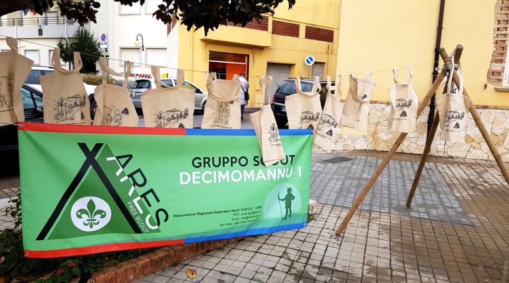 Attività associazione Scout ARES Decimomannu