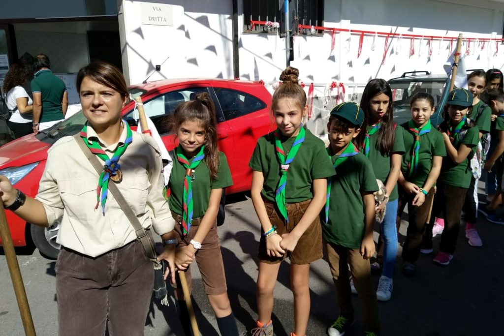 Bambini Associazione Scout ARES Decimomannu