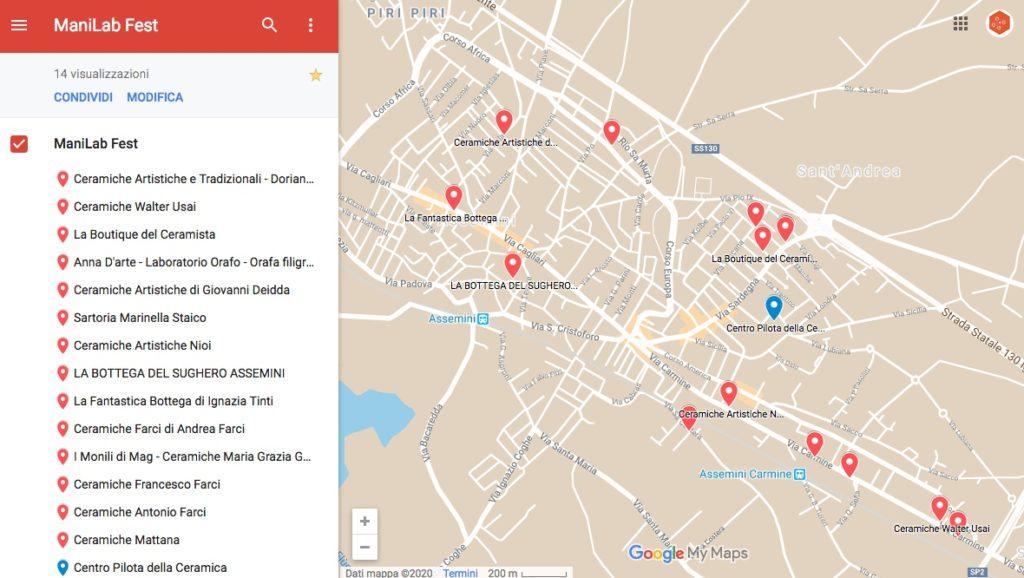 Mappa ManiLab Fest