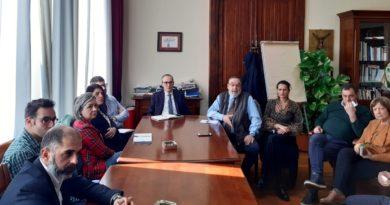 La riunione dei Sindaci della Città Metropolitana di Cagliari sul Coronavirus