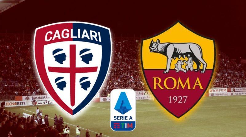 Cagliari-Roma Serie A TIM 1 marzo 2020