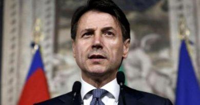 Giuseppe Conte 11 marzo