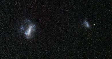 Le Nubi di Magellano