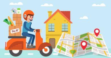 Consegna a domicilio