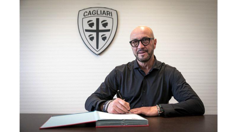 Firma contratto Walter Zenga