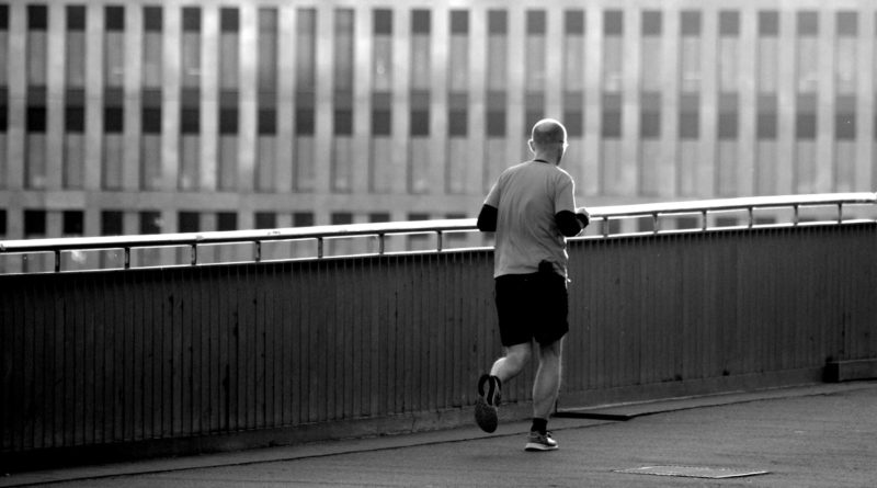 Jogging in città