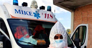 Sandro Bandu 118 emergenza coronavirus