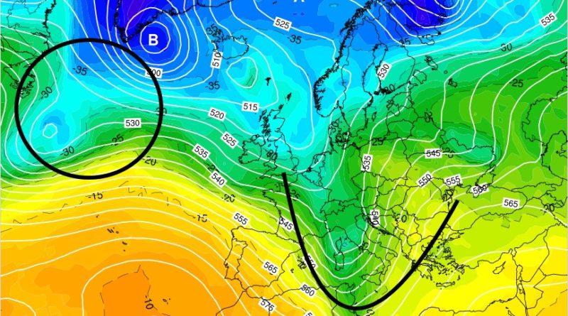 Previsioni meteo dal 2 all'8 marzo 2020