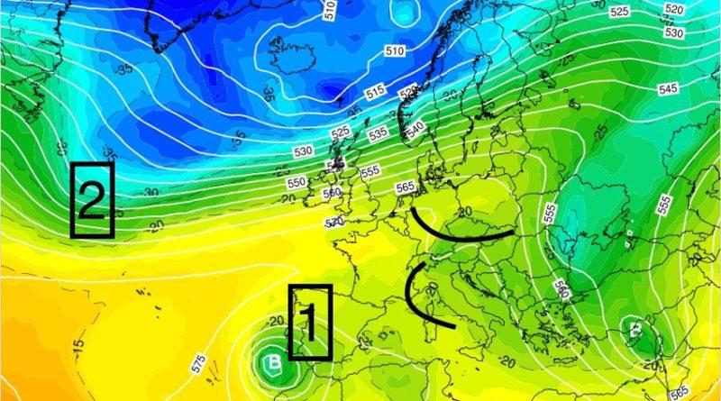 Previsioni meteo dal 16 al 22 marzo 2020