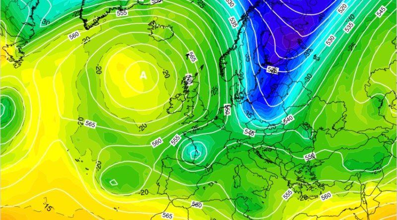 Previsioni meteo dal 30 marzo al 5 aprile 2020