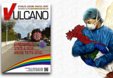 È uscito il numero 103 del periodico <i>Vulcano</i>