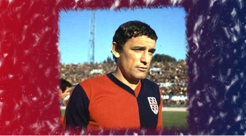 Gigi Riva, campione d'Italia 1970 - immagine Wikipedia