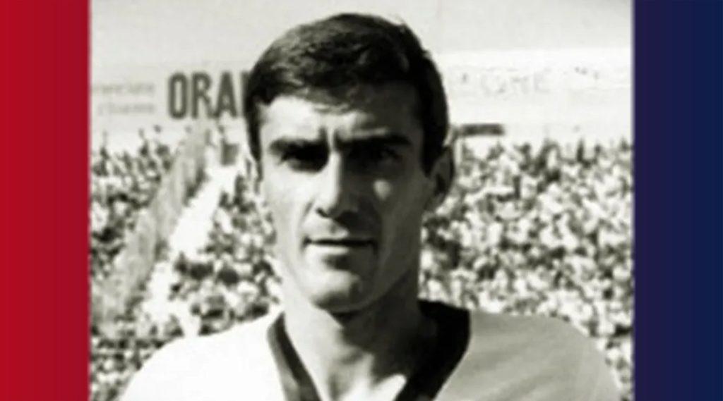 Giuseppe Tomasini, Campione d'Italia 1970 - foto Wikipedia