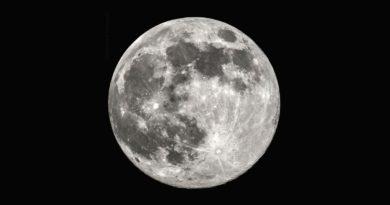 La spettacolare Superluna del 2020 fotografata da Decimomannu