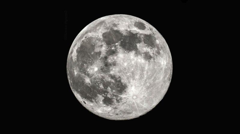 Luna al perigeo, 7-8 aprile