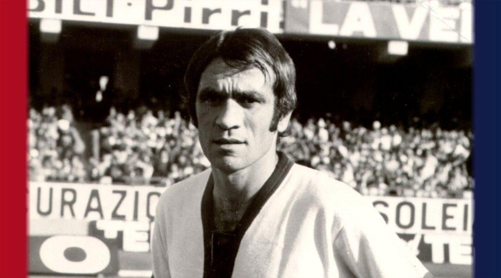 Mario Martiradonna Cagliari Campione d'Italia 1970 - foto Wikipedia