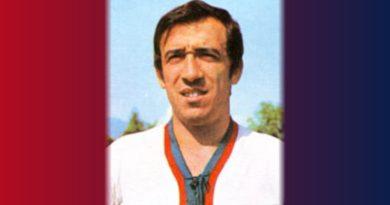 Pierluigi Cera Cagliari Campione d'Italia 1970 - foto Wikipedia