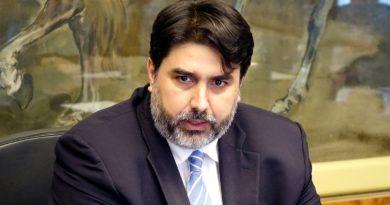 Il Presidente della Regione, Christian Solinas - © foto Regione Sardegna
