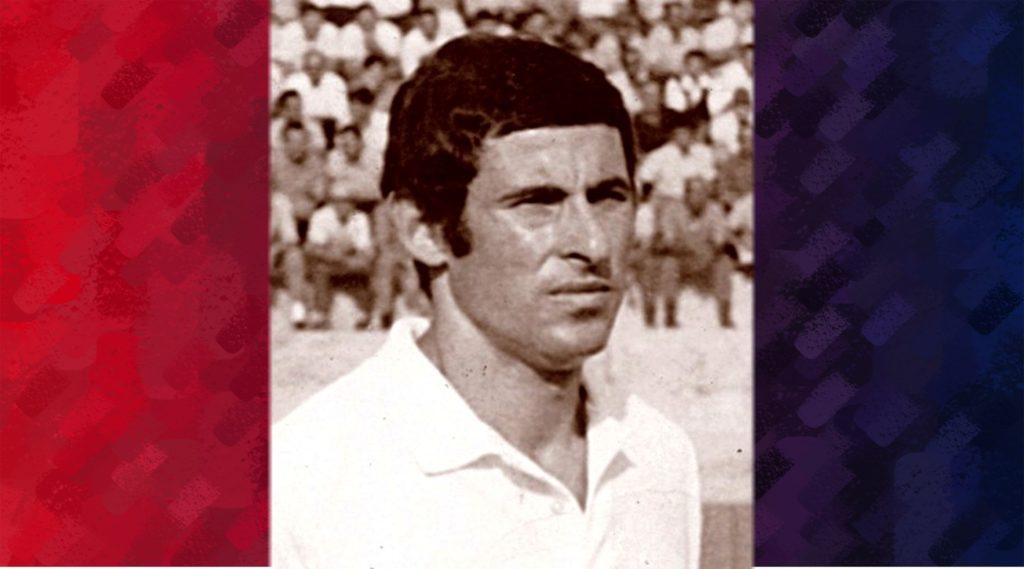 Ricciotti Greatti, Campione d'Italia 1970 - immagine Cagliari Calcio