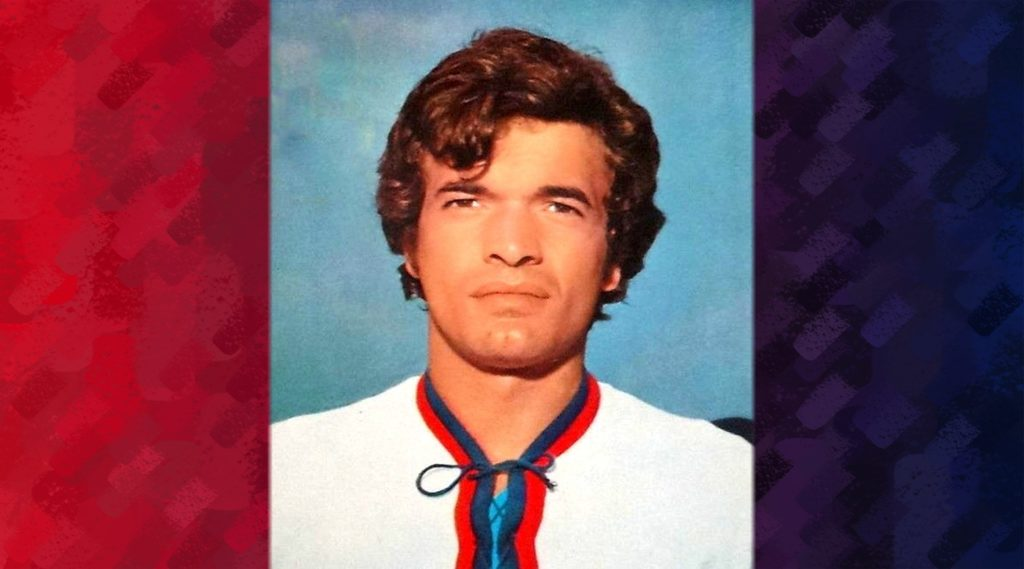 Sergio Gori, Campione d'Italia 1970 - immagine Cagliari Calcio